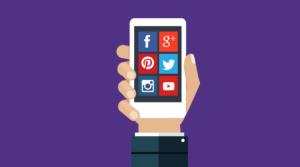 Facebook, Twitter, Snapchat, Instagram, LinkedIn, Pinterest